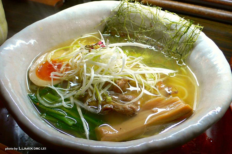 近江塩鶏麺|天下ご麺