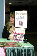 CHA Day 4: My Book Signing! 17