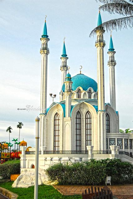 Kul Syarif Mosque Russia