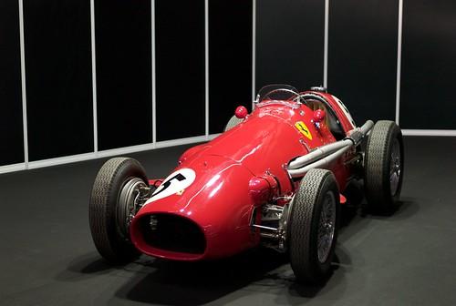 L9771094 Motor Show Festival. Ferrari 500 F1, Alberto Ascari (1952-1953)