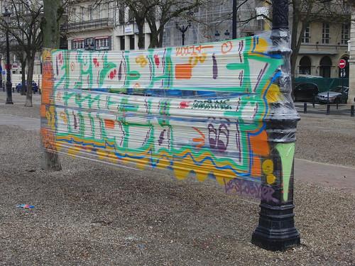 práctica forma de practicar el graffiti sin pared