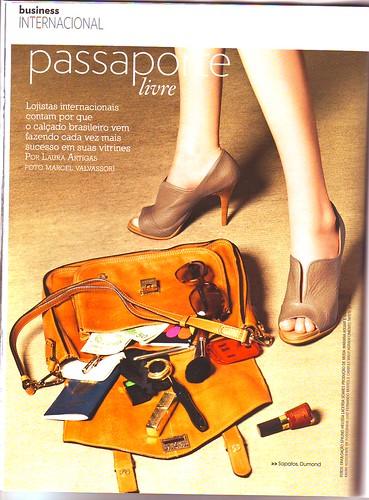 Vogue Brasil apresenta Brazilian Footwear