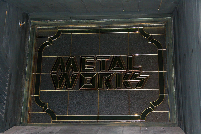 metalworks window