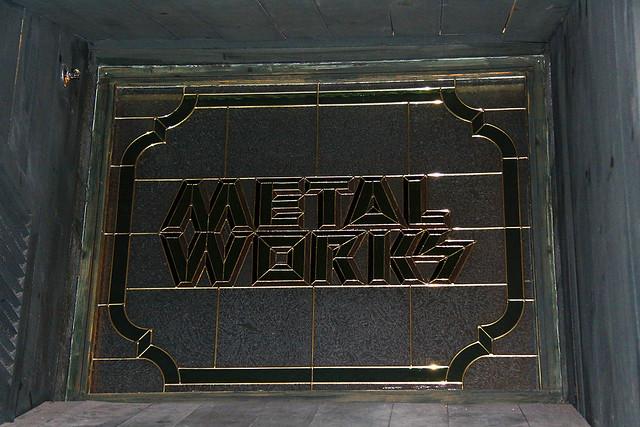 metalworks window