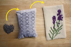 Step 5: Prepare the Lavender