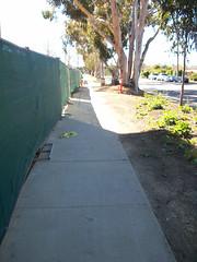 Sidewalk (Pedestrian View)