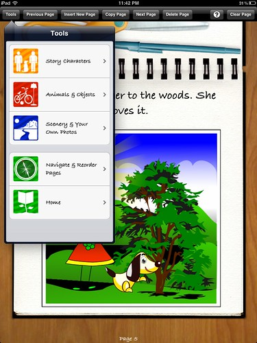 Creating an iPad Story with Story Patch