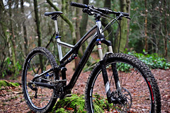 Stumpjumper (LordOnOne) Tags: mountain bike bicycle downs cycling hill north surrey cycle biking mtb leith 29er fsr expert specialized stumpjumper