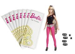 barbie hairtastic printables (IdleHandsBlog) Tags: girls toys dolls barbie mattel