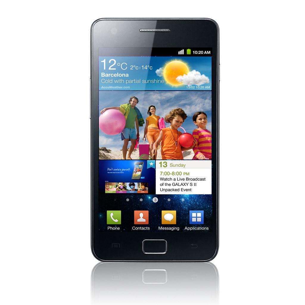 Samsung Galaxy S 2 -high resolution