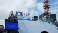 第62回雪祭り ジャンプ台