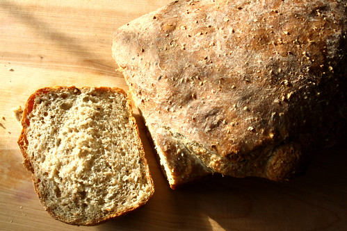 Michael Smith's Country Harvest Bread