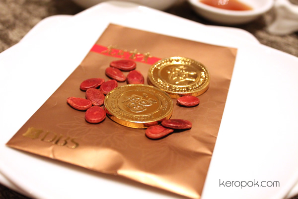 Gold Coins and Red Melon Seeds