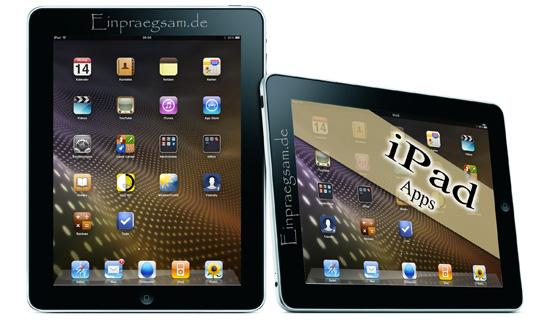 meine iPad Apps