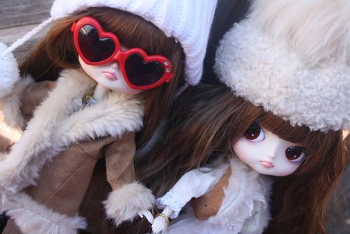 Lolita and Rowan