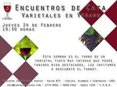Tannat: Encuentros de Cata de Verano en el CEBA