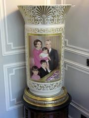 Shah's Family Portrait (sipo) Tags: portrait museum king iran royal palace tehran saadabad