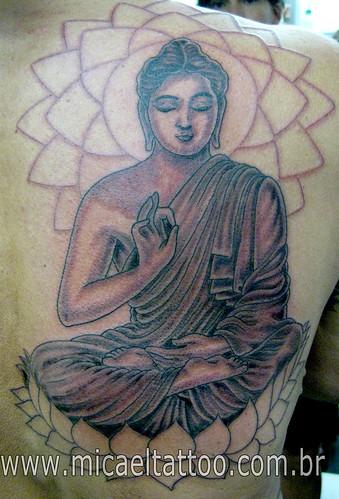 Tatuagem Buda Tattoo