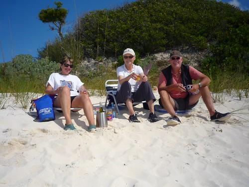 White Cay Beach