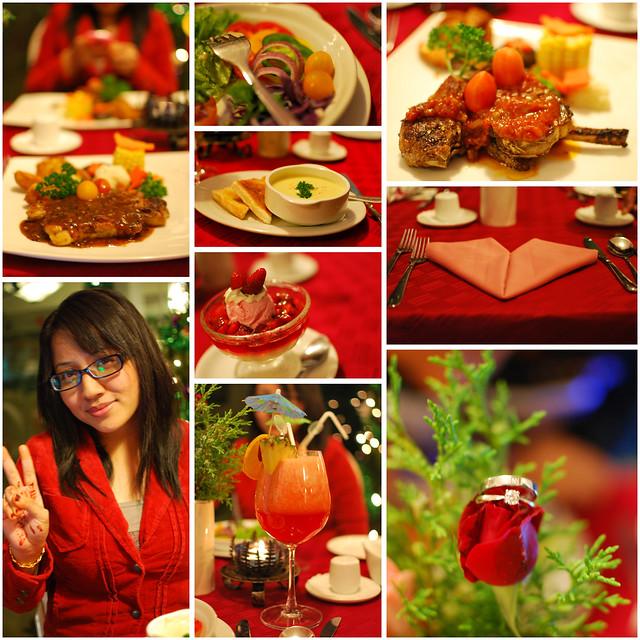 honeymoon dinner and tour 1-1