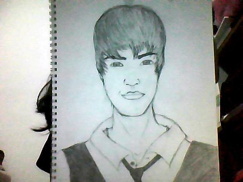 justin bieber drawing. justin bieber drawing. please comment(:
