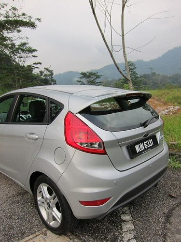 Ford Fiesta in Genting
