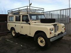 Land Rover SIII 109 (A. P. L.) Tags: 3 three rover land series landrover