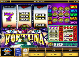 Fortuna slot game online review