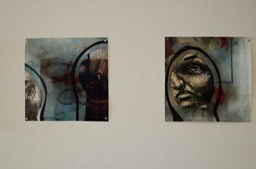 Two Prints at Kayo Gallery