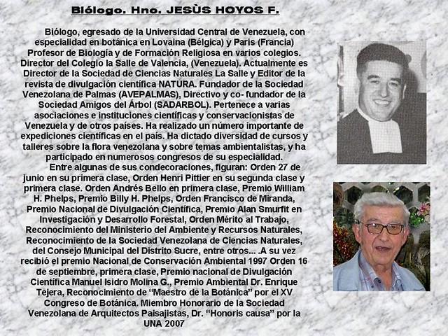 Prof. Jesús Hoyo F.