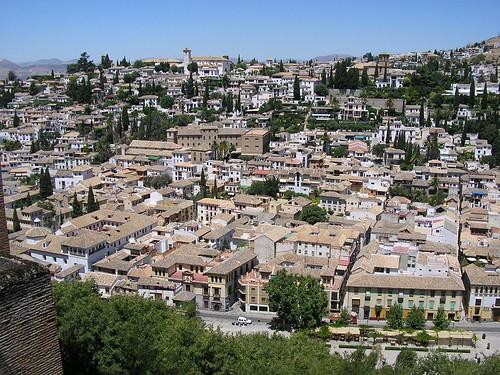 Granada, Spain by Nigel