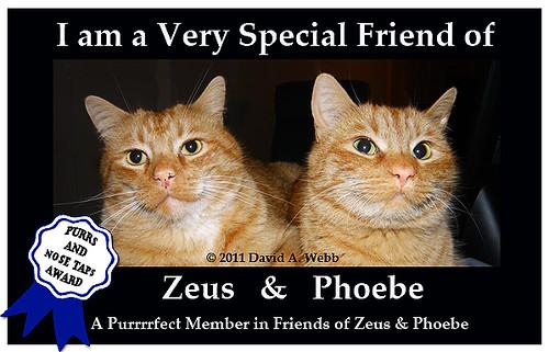 Friends Of Phoebe & Zeus