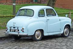 blue car austin