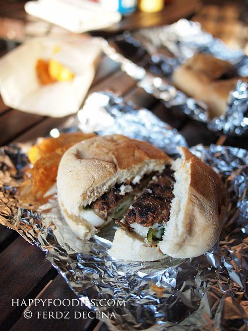 Persian Burger
