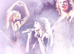 Taylor Swift Blend (mandyalwaysknows) Tags: photoshop tour graphic taylor swift now speak blend cs3 2011