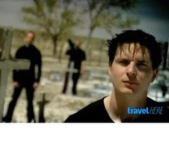 Zak Bagans from Ghost Adventures (Travel Channel)