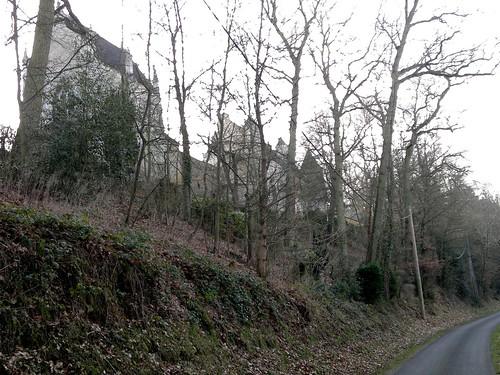 Voyage au Pays d'Avre 1 fantôme de château par Agayfriday sous licence cc
