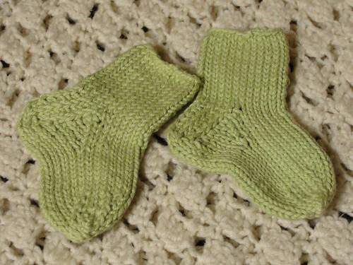 2011 Baby Socks 4