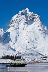 RIB from Ski_2 (Svinya Rorbuer) Tags: ski vinter rib fisk svinya trollfjorden