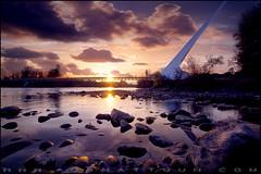 Sundial Bridge (wesome) Tags: redding sundialbridge canon1740 canon5dmkii