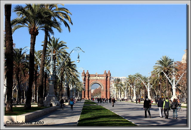 13 Arco del Triunfo