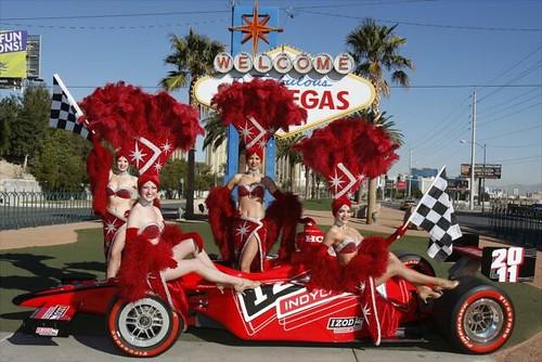 INDYCAR in Las Vegas