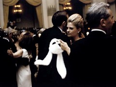 Candice Bergen (Famous Fashionistas (First)) Tags: ny newyork 1966 vogue plazahotel blackandwhiteball vintagefashion candicebergen 1960s 1960sfashion