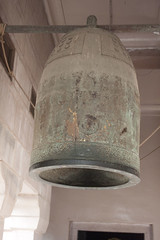 Sarnath - Temple Bell (bastling) Tags: india buddhism sarnath templeindia