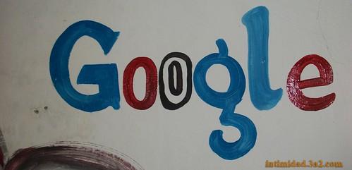 el logo de google version dominicana