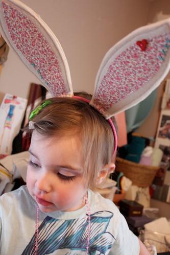 Bunny rabbit...