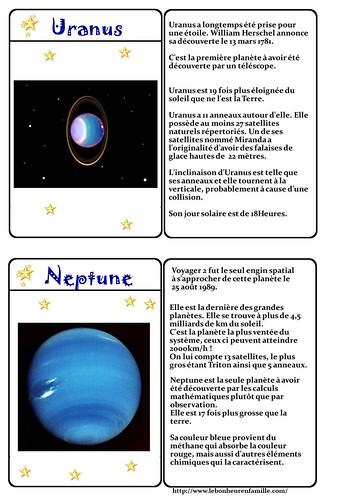 le bonheur en famille uranus neptune