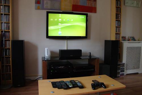 My Living Room Setup What Hi Fi