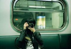 Leica Girl (Nisa Yeh) Tags: taiwan nikons2 135film houtong 猴硐 rueifangtownship nikkorsc5cmf14 lomography800 newtaipeicity feb18fri2011