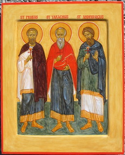 Sts Probus, Tarachus, and Andronicus
